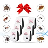 Best Pest Repellers - Ultrasonic Pest Repeller, Ultrasonic Pest Repellent Indoor Pest Review
