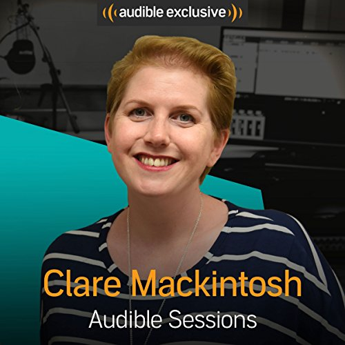 Clare Mackintosh audiobook cover art