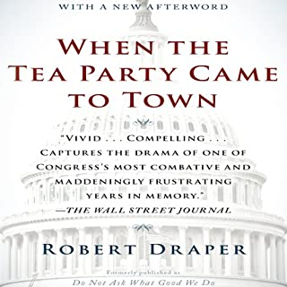 When the Tea Party Came to Town audiobook cover art