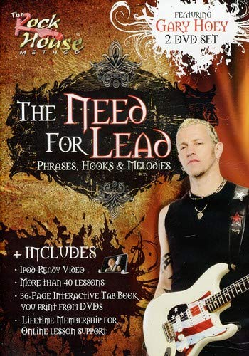 Gary Hoey: The Need for Lead