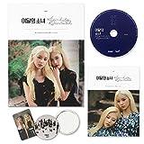 LOONA Montly Girl Single Album - [ KIM LIP & JINSOUL ] CD + Photobook + Photocard + FREE GIFT / K-POP Sealed