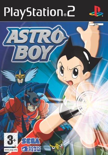 SEGA Astro Boy - Juego