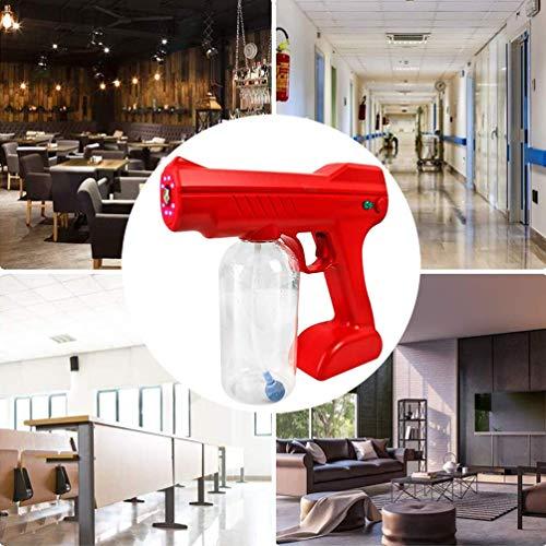BATOWEl pulverizador pulverizador de Pistola Fogger Surface Spray Niebla Herramienta atomizador Máquina for la Seguridad del Negocio Tiendas de Coches Auto Body Shop Talleres Tiendas de Ropa Almacén