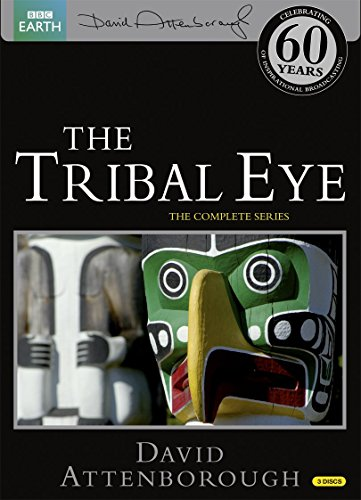 Sir David Attenborough: The Tribal Eye (Repackaged) (3 DVDs)