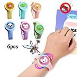 Mosquito Repellent Bracelet Ultrasonic Insect Pest Control Repeller Wristband Smart Band for Camping