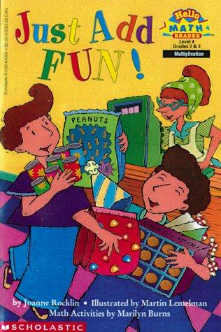 Just Add Fun! (HELLO READER MATH)