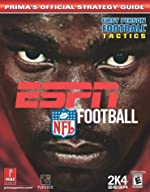 Espn NFL Football - Prima's Official Strategy Guide de Prima Temp Authors