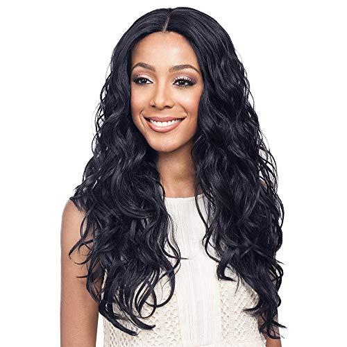Lange Perücken Für Frauen Charmante Schwarze Natürliche Lange Lockige Perücken, Geeignet Für Alltags- Und Abschlussballkleider