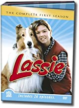 Lassie - The Complete First Season 1997 Remake Not 1950's original