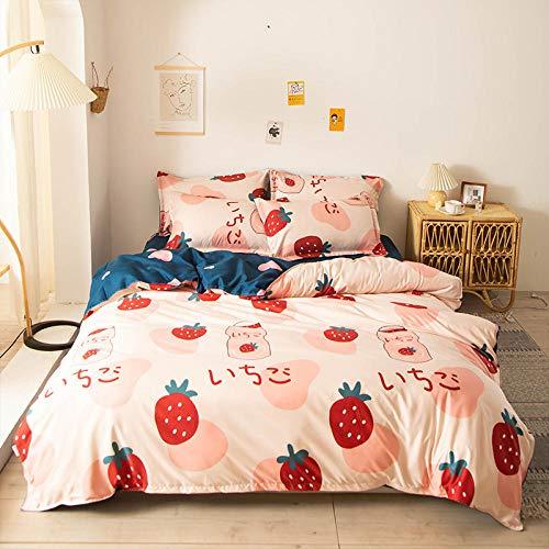 hdfj12146 100% algodón Acolchado algodón Dormitorio Colcha Colcha Cubierta de Tres Piezas Hoja de Cama Conjunto de lecho Conjunto de Lujo Hoja edredón Verde 1.2m 3pcs