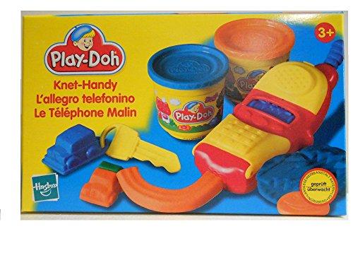Kit Pâte à modeler PLAY DOH : Le téléphone malin