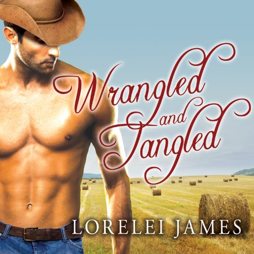 Wrangled and Tangled audiobook cover art