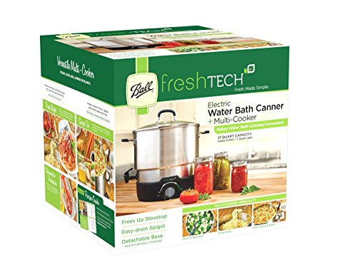 Ball Electric Canner