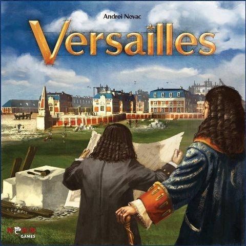 Versailles Game Board Game by Passport Game Studios [並行輸入品]