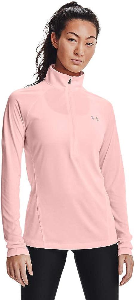unisex Under Armour Women's Tech Twist Colorado Springs Mall ½ Zip Pullover Long Sleeve