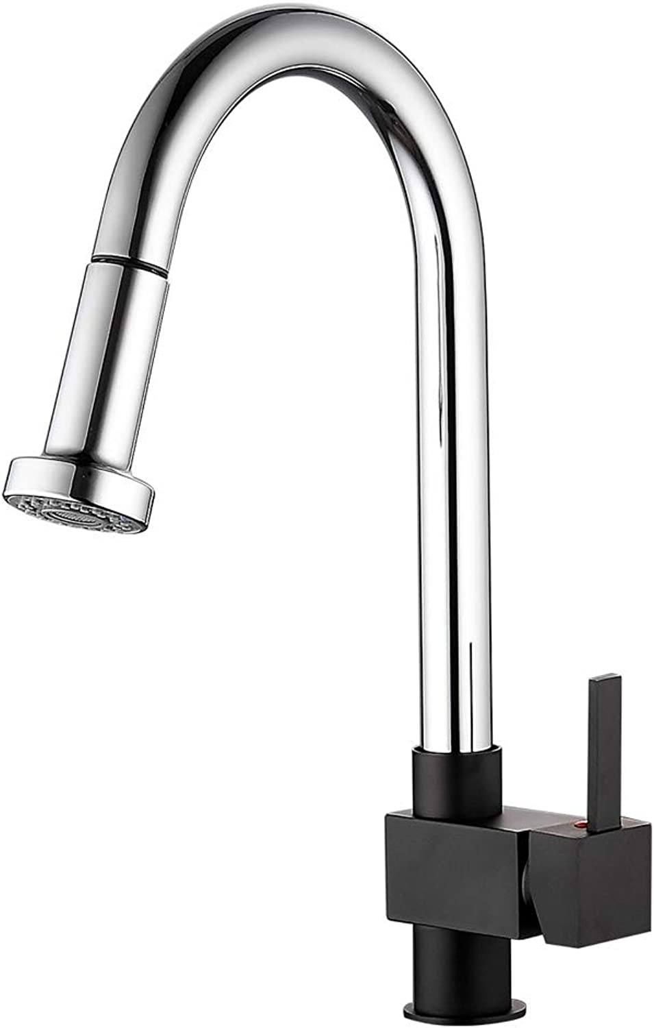 Kitchen Mixer Tap,Single Lever Swivel Spout Modern Kitchen Sink Basin Mixer Tap