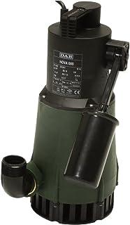 DAB NOVA 600 M-A SV– Bomba sumergible con flotador para dr