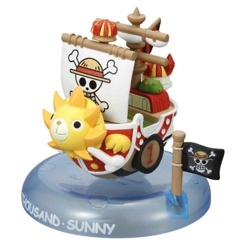Figurine 'One Piece' - Yurayura Pirates Ship Collection