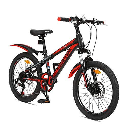FUFU 20 Pulgadas De Bicicletas Niños, Apto For Niños Y Niñas De...
