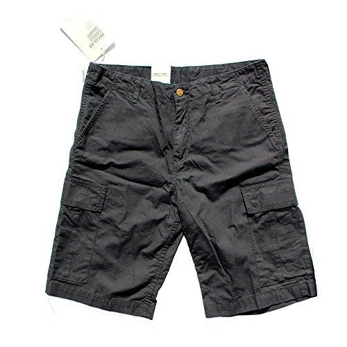 Carhartt Herren Shorts I015999 Schwarz (Nero), 48 (Herstellergröße: 33)