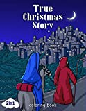 True Christmas Story Coloring Bo...