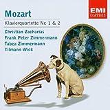 Klavierquartette 1+2 - h. Zacharias