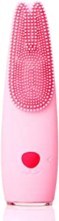 Facial Cleansing Brush, SonicWaterproof Face Brush for Deep Pore Cleansing, Reduce Acne, Remove Blackhead,Anti-Aging Skin Care Face Massager,IPX7 Waterproof