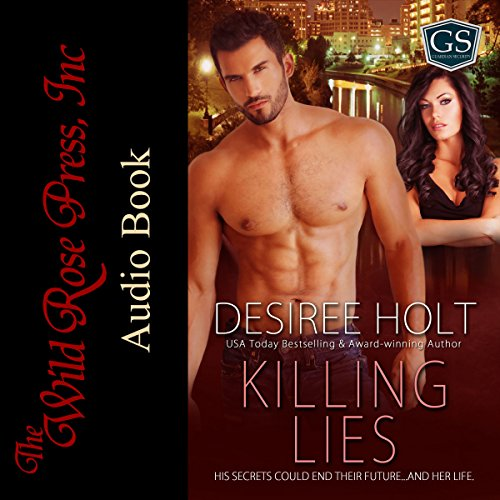 Killing Lies audiobook cover art