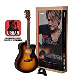 URBAN Guitar by Yamaha– Learn Guitar withKeith Urban-Guitar, App& Essential Accessories