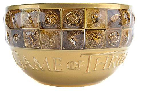Game of Thrones Frühstücksschale mit Stempeln der Häuser Game of Thrones 1