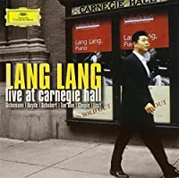 Live at Carnegie Hall by Lang Lang (2004-03-02)