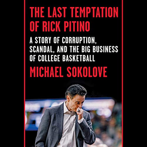 The Last Temptation of Rick Pitino audiobook cover art