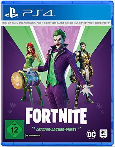 Fortnite Letzter-Lacher-Paket (Playstation 4)