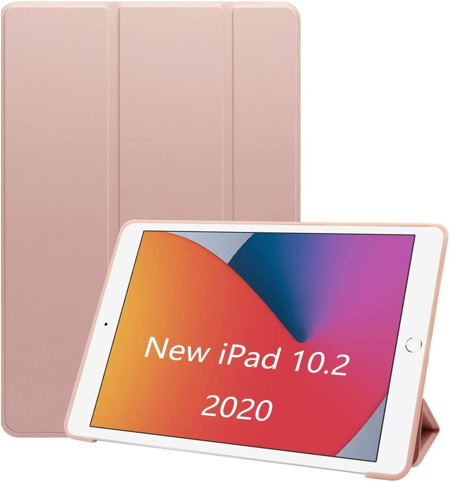 "SanJune Slim Case for sale New iPad 2020 8th Generation Surprise price 10.2"""