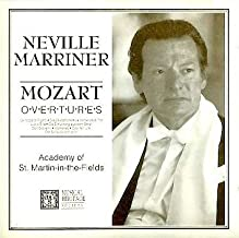 W.A. Mozart: Overtures - Neville Marriner Academy Of St. Martin-In-The-Fields