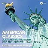 American Classics (Barber/Bernstein/Copland/Gershwin) (6Cd)