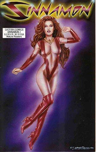 Sinnamon #1 VF ; Catfish comic book