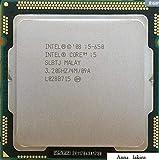 Intel Core i5-650 3.2GHz 3.20GHz 4M SLBTJ Socket 1156 Clarkdale CPU Processor +P
