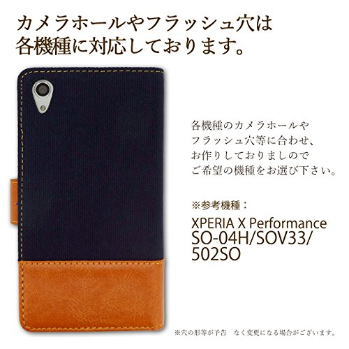 ノーブランド『ビジネスクラス手帳型ケース(ns-065-bicolor-2)』