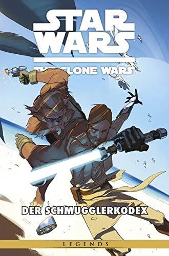 Star Wars - The Clone Wars, Band 16: Der Schmugglerkodex