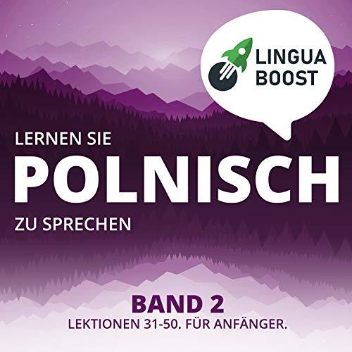 Lernen Sie Polnisch zu Sprechen - Band 2 Titelbild