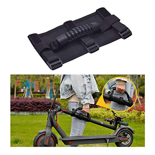 Yungeln Scooter Carry Handle Bandage Portable Labor Saving Carrying Strap Handle Bandage Compatibile per Xiaomi 1S/M365/Pro Ninebot Segway ES1 ES2 ES3 ES4 Scooter