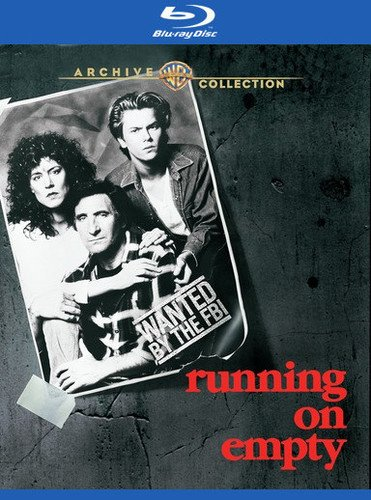 Running On Empty (1988) [Edizione: Stati Uniti] [Italia] [Blu-ray]