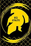 OCR Athlete Training Journal: Obstacle Course Racing Training Log Book 6x9in 200 Pages