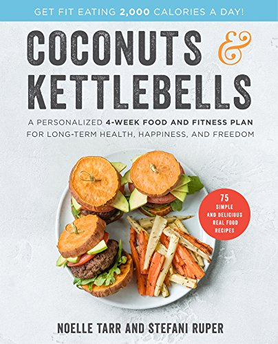 Coconuts and Kettlebells: A Personalized 4Week Food and Fitness Plan for LongTerm Health Happiness and Freedom
