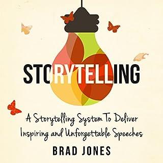 Storytelling cover art