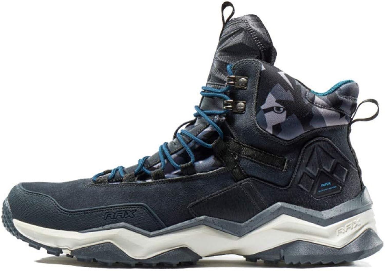 DSX Herren Sneakers mit Niedriger Taille, Wandern Laufschuhe, Outdoor Sports Fitness Mesh Atmungsaktiv Wandern Trainingsschuhe, 39-46, Blau, 43EU B07PQ5K78N    New Listing