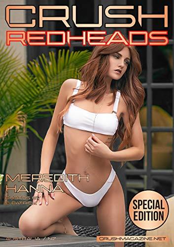 Crush Redheads – Australia NZ Edition - November 2020 – Meredith Hanna (English Edition)