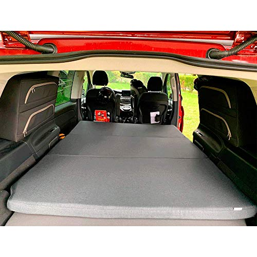 Colchón Plegable con Viscoelástica para Mercedes Marco Polo Horizon y Activity, W447 (2014-2020) Camper