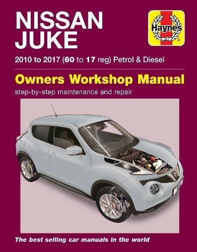 Nissan Juke petrol & diesel: ('10-'17) 60 to 17